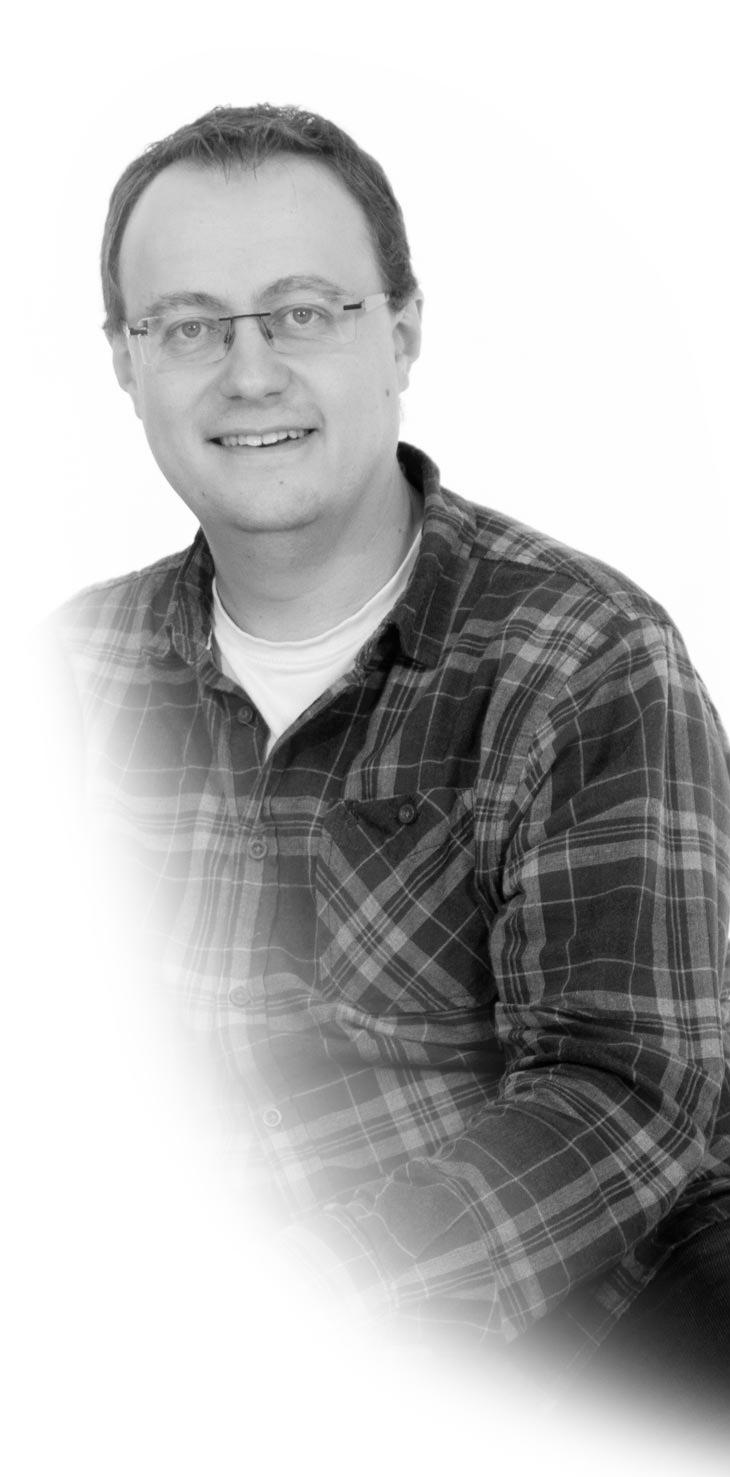 Darren Langley Web Designer